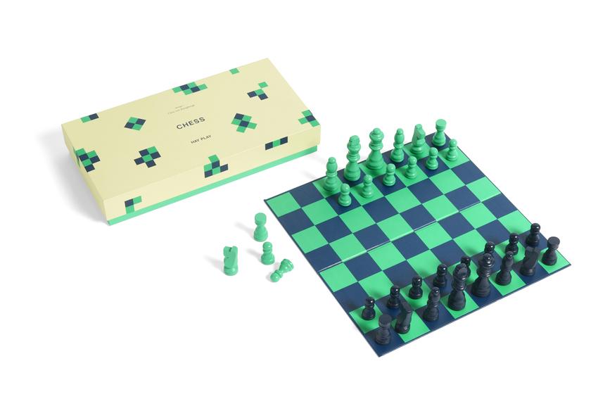HAY Play chess green