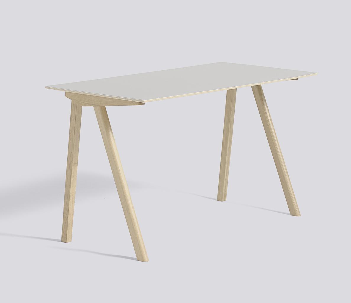 Hay CPH 90 Desk Eiche Lino off white