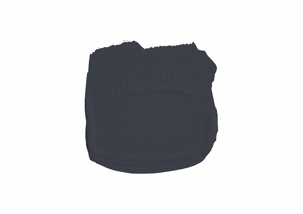 Farrow & Ball Farbe Pitch Black No.256