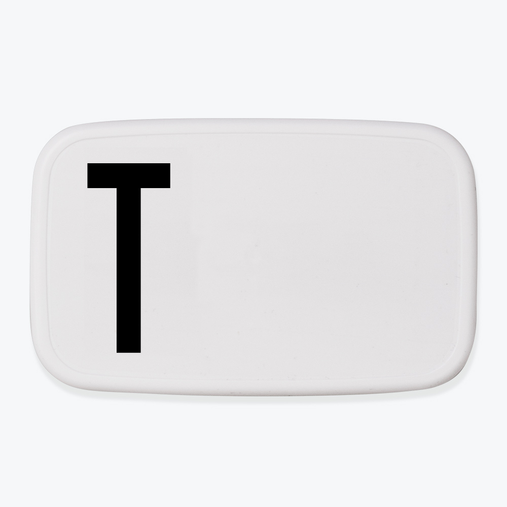 Design Letters Personal Lunchbox