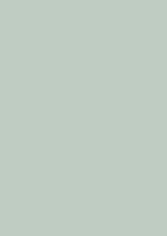 Farrow & Ball Farbe Teresa`s Green No. 236