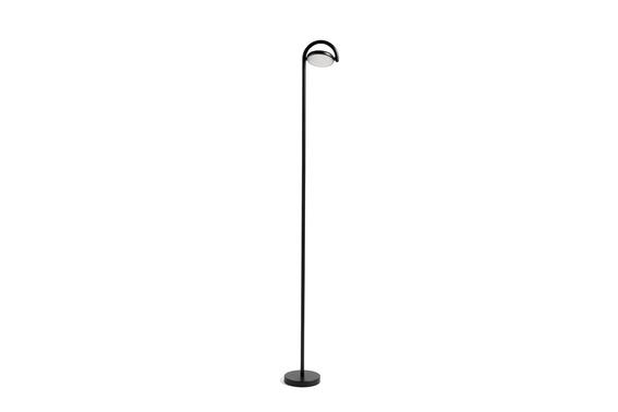 HAY Marselis Floor Lamp schwarz