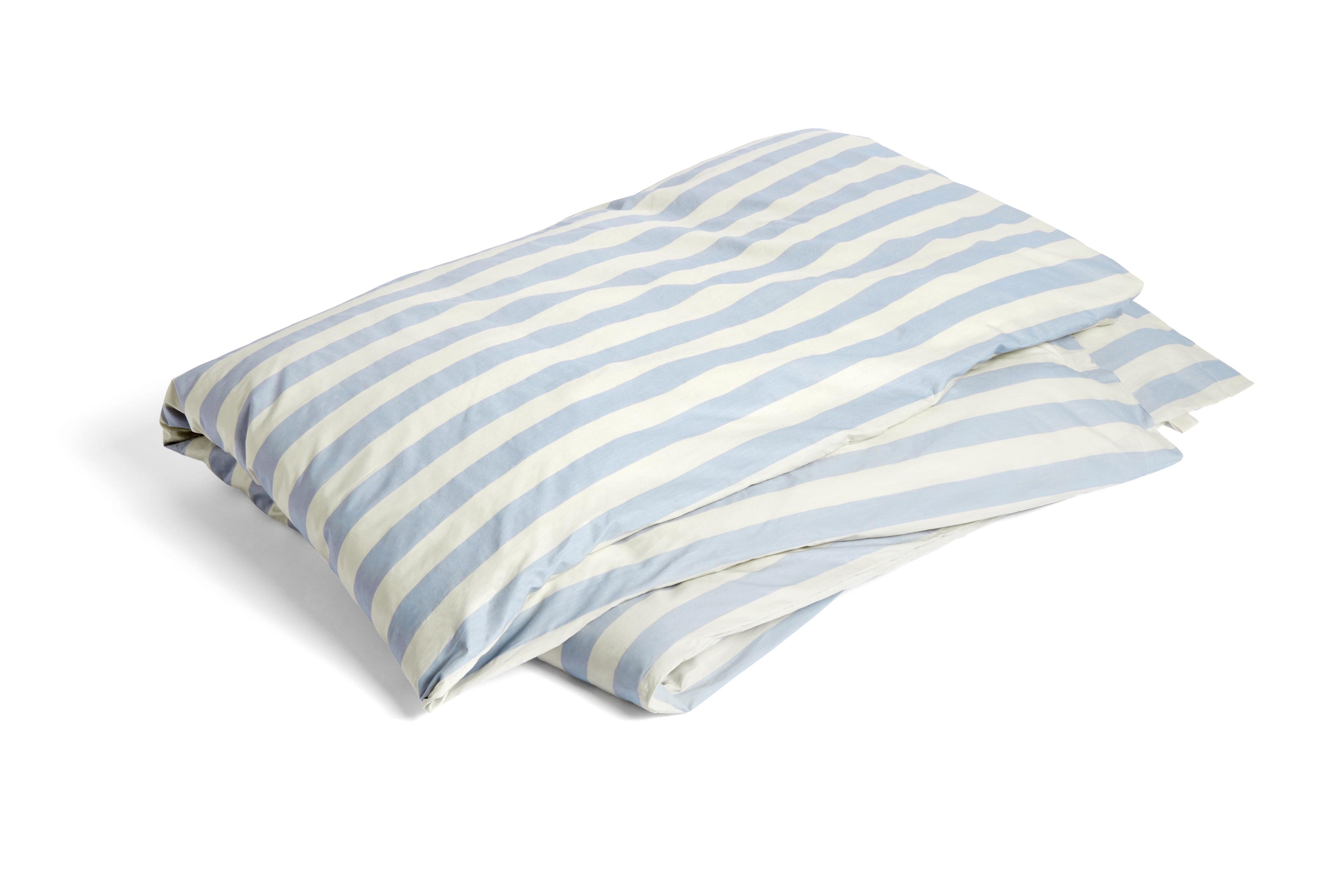 HAY Bettbezug Été light blue