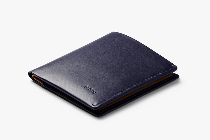 Bellroy Wallet Note Sleeve RFID Navy
