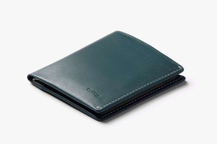 Bellroy Wallet Note Sleeve RFID Teal