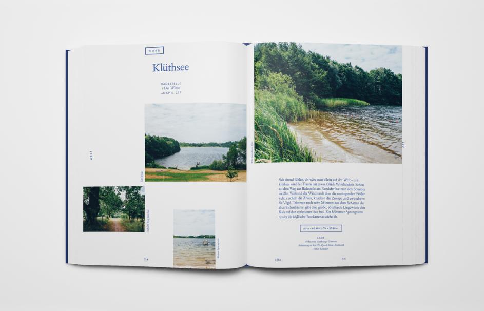 Take me to the Lakes Hamburg Edition