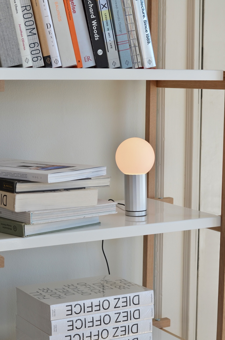 HAY Lampe Turn on orange