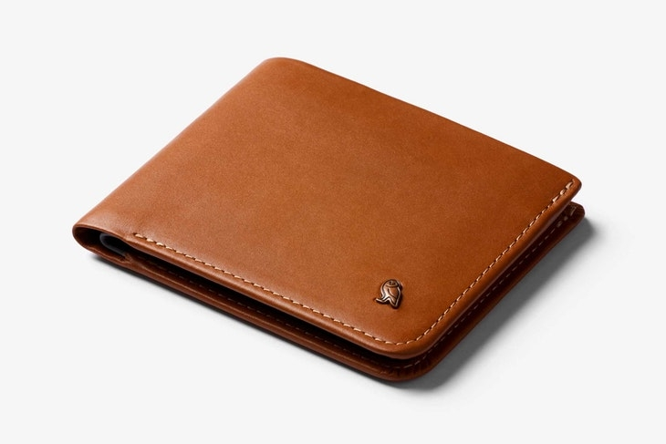 Bellroy Wallet Hide & Seek Caramel