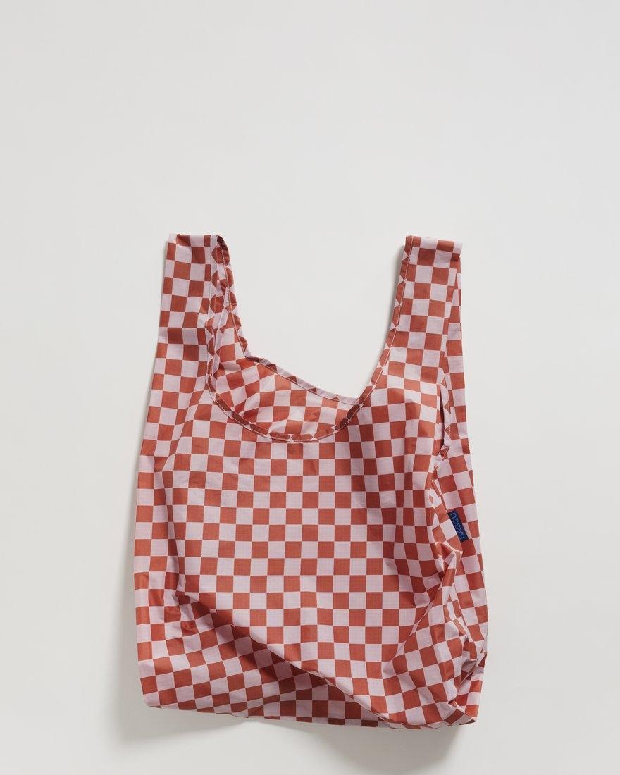 BAGGU Einkaufsbeutel Checkerboard