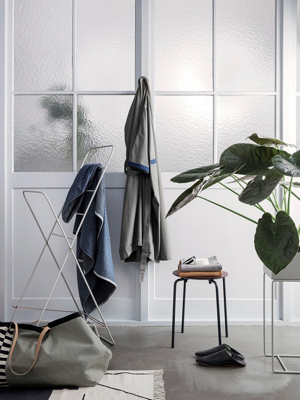 ferm living Plantbox light grey