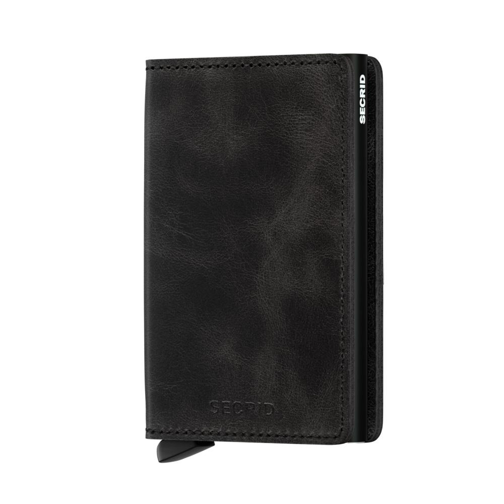 Secrid Slimwallet Vintage black