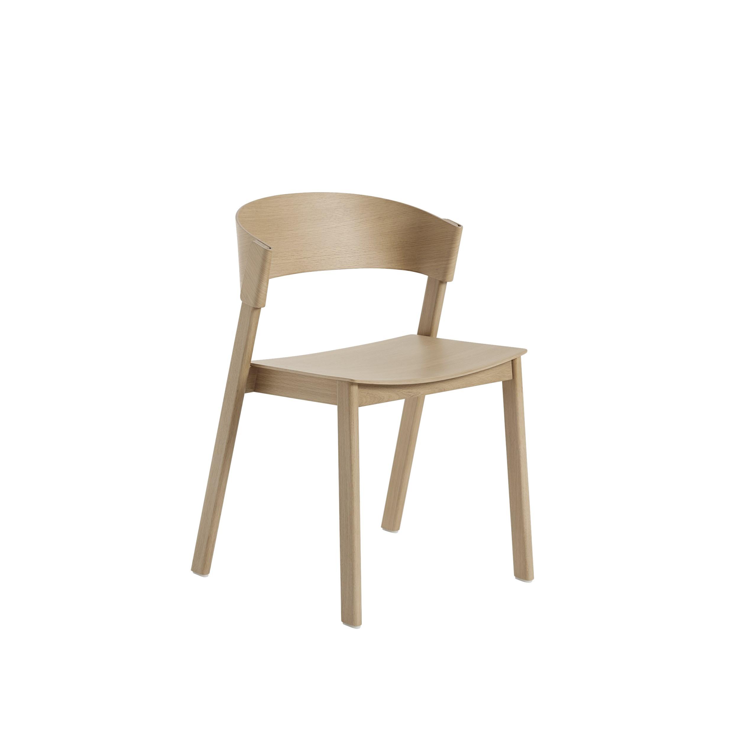 muuto Cover Chair Eiche