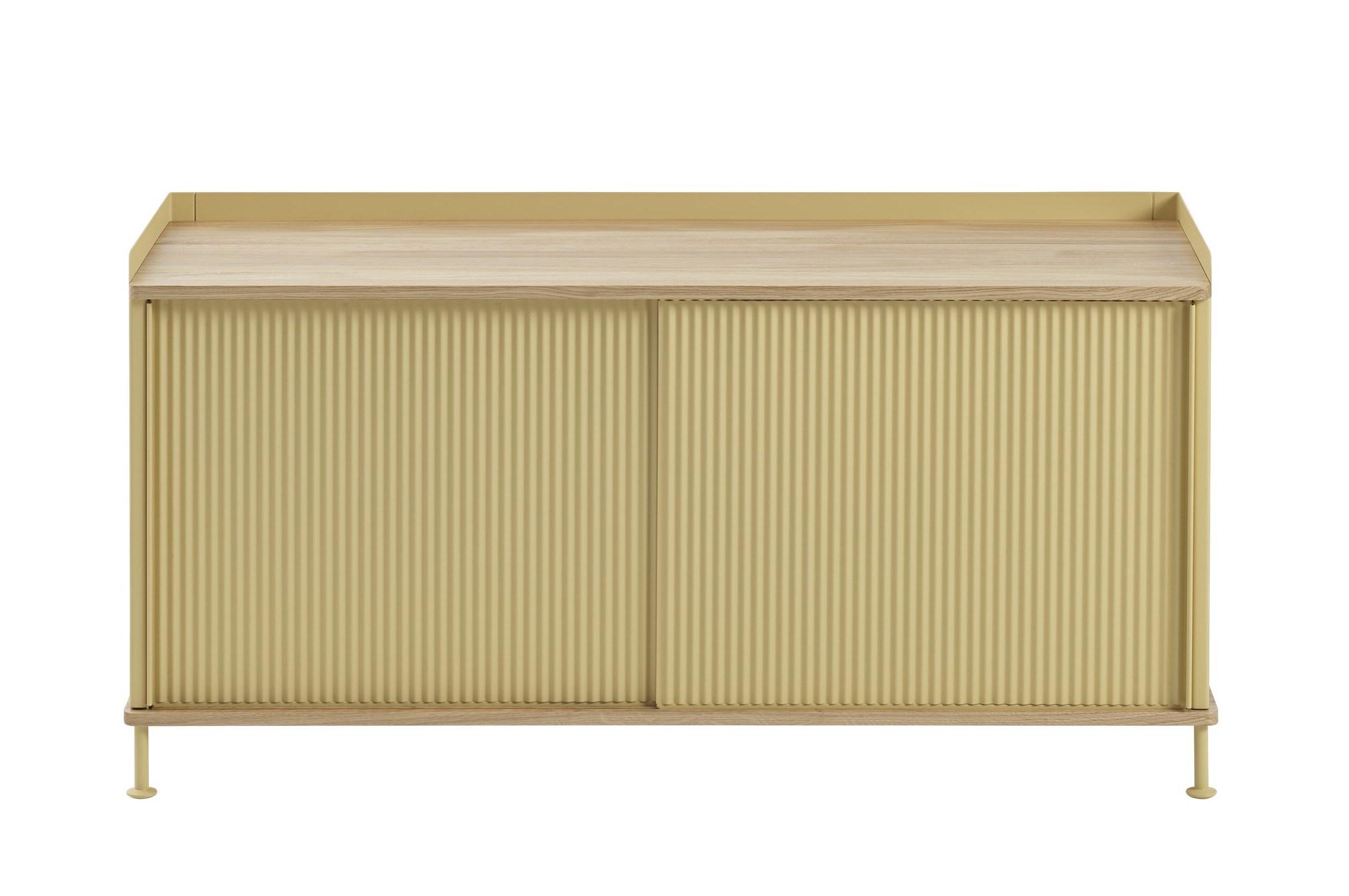 muuto Enfold Sideboard oak/ sand