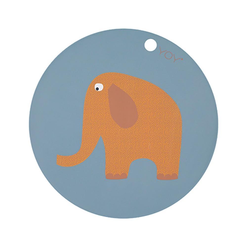 Oyoy Tischset Eelfant