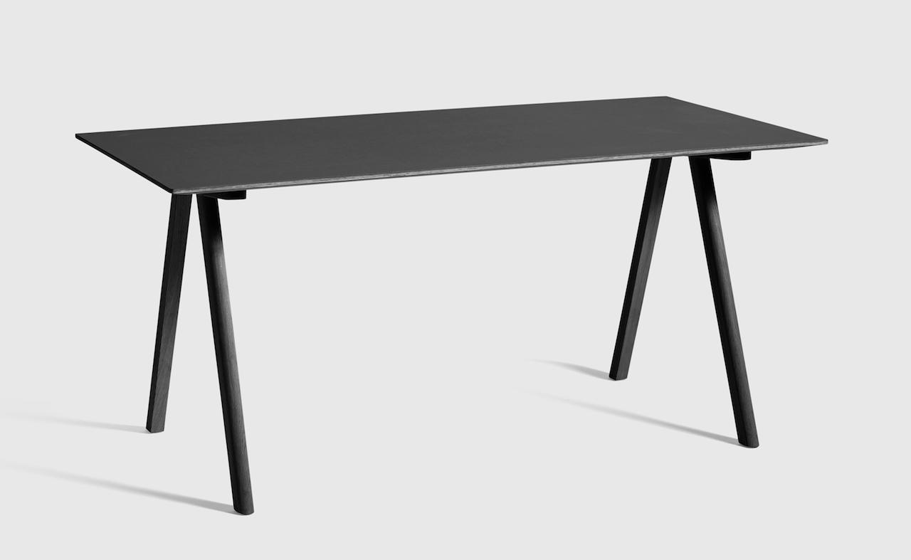 HAY CPH10 Tisch schwarz