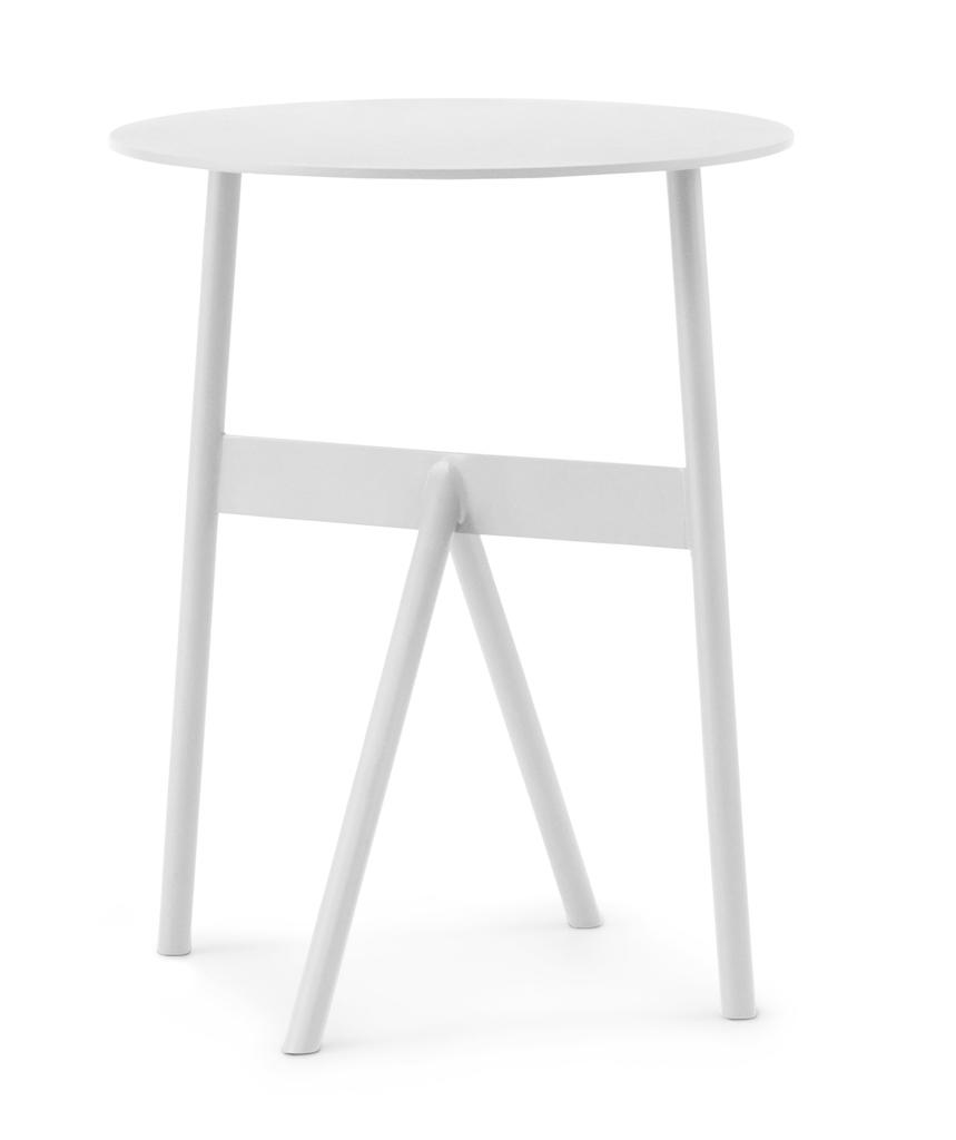 normann copenhagen Stock Tisch weiß