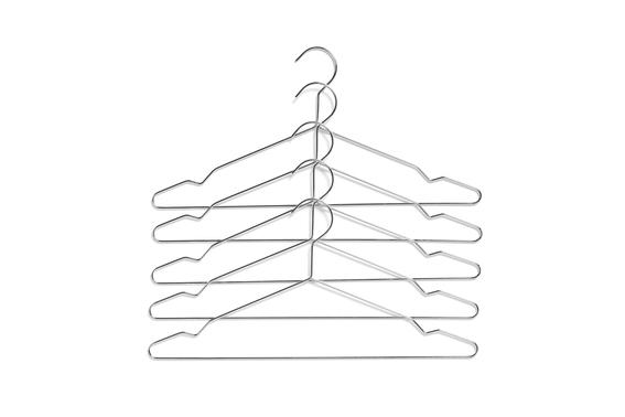 HAY Kleiderbügel Hang silver