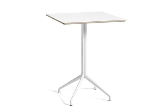HAY Tisch hoch AAT15 weiß 80x80cm