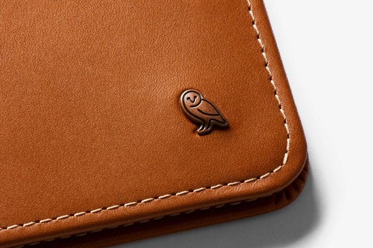 Bellroy Wallet Hide & Seek Caramel