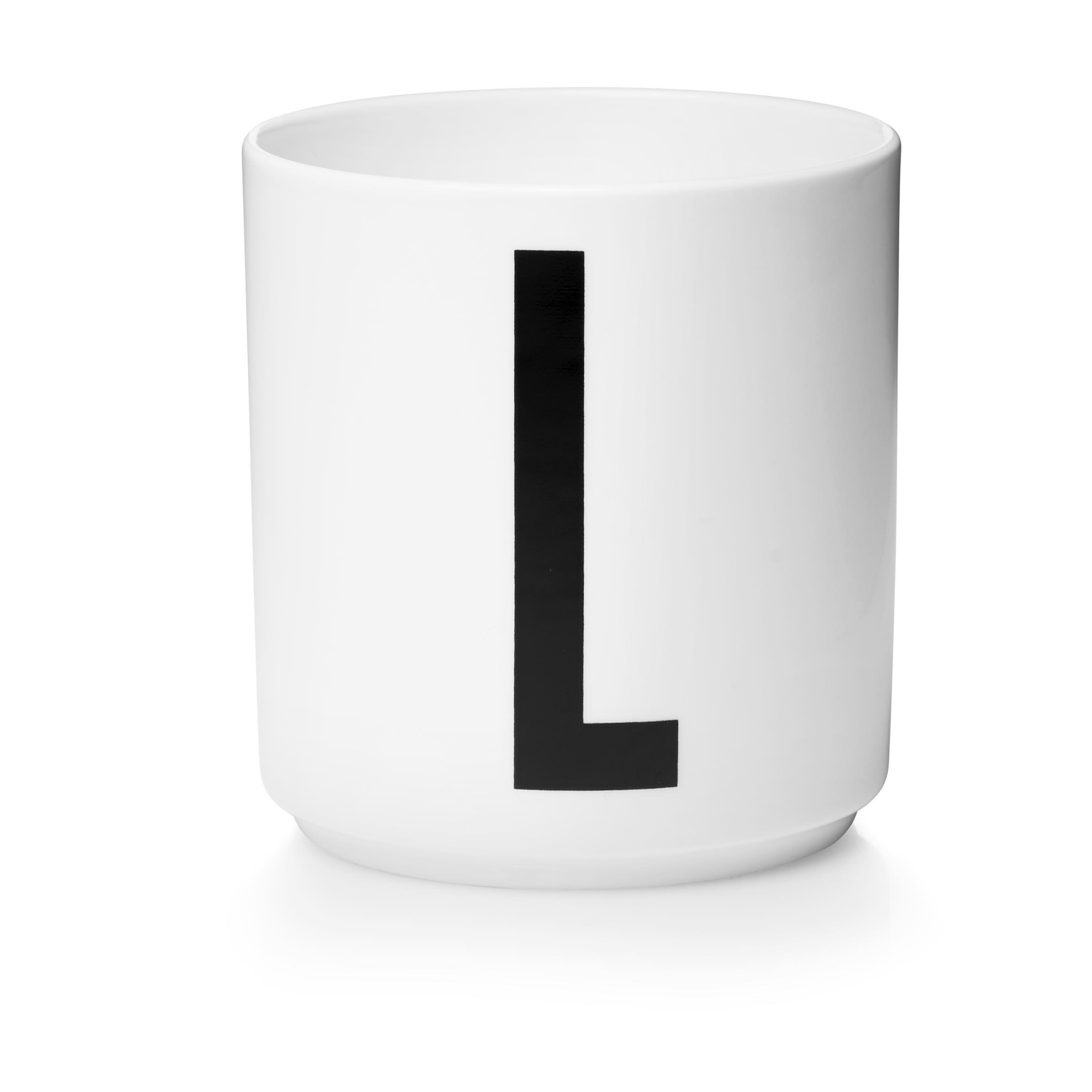 DESIGN LETTERS Buchstabenbecher A-Z