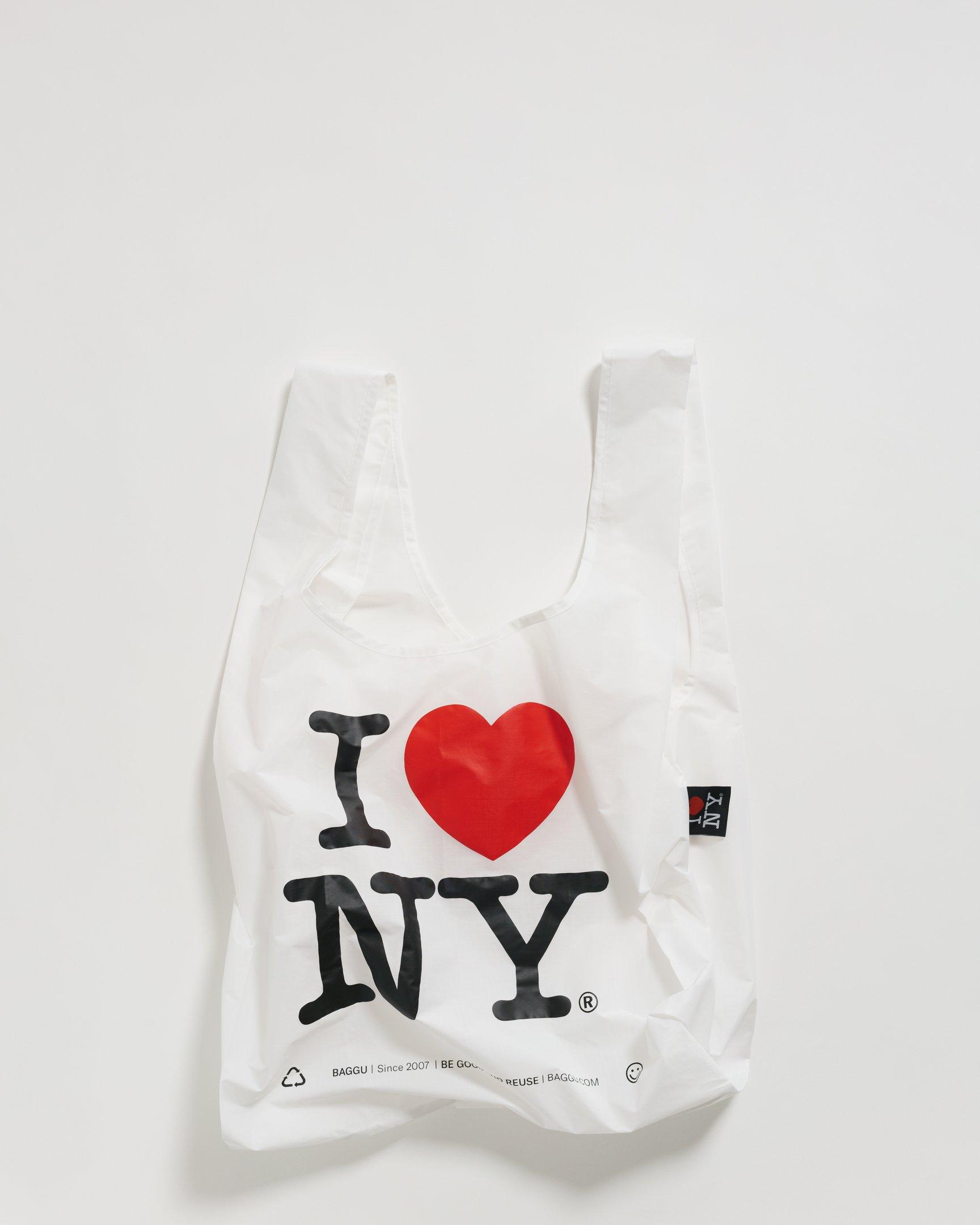 BAGGU Einkaufsbeutel I Love NY