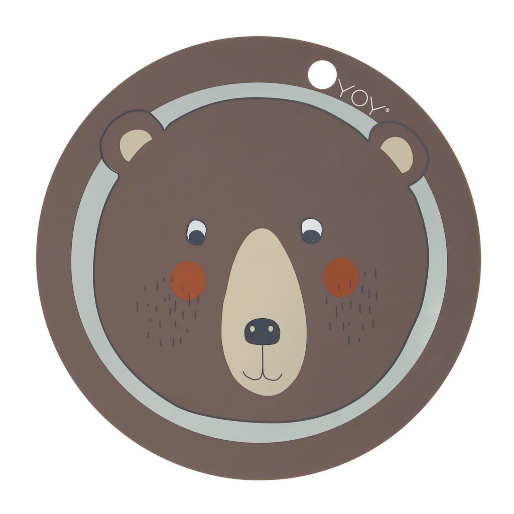 OYOY  Platzset Bear