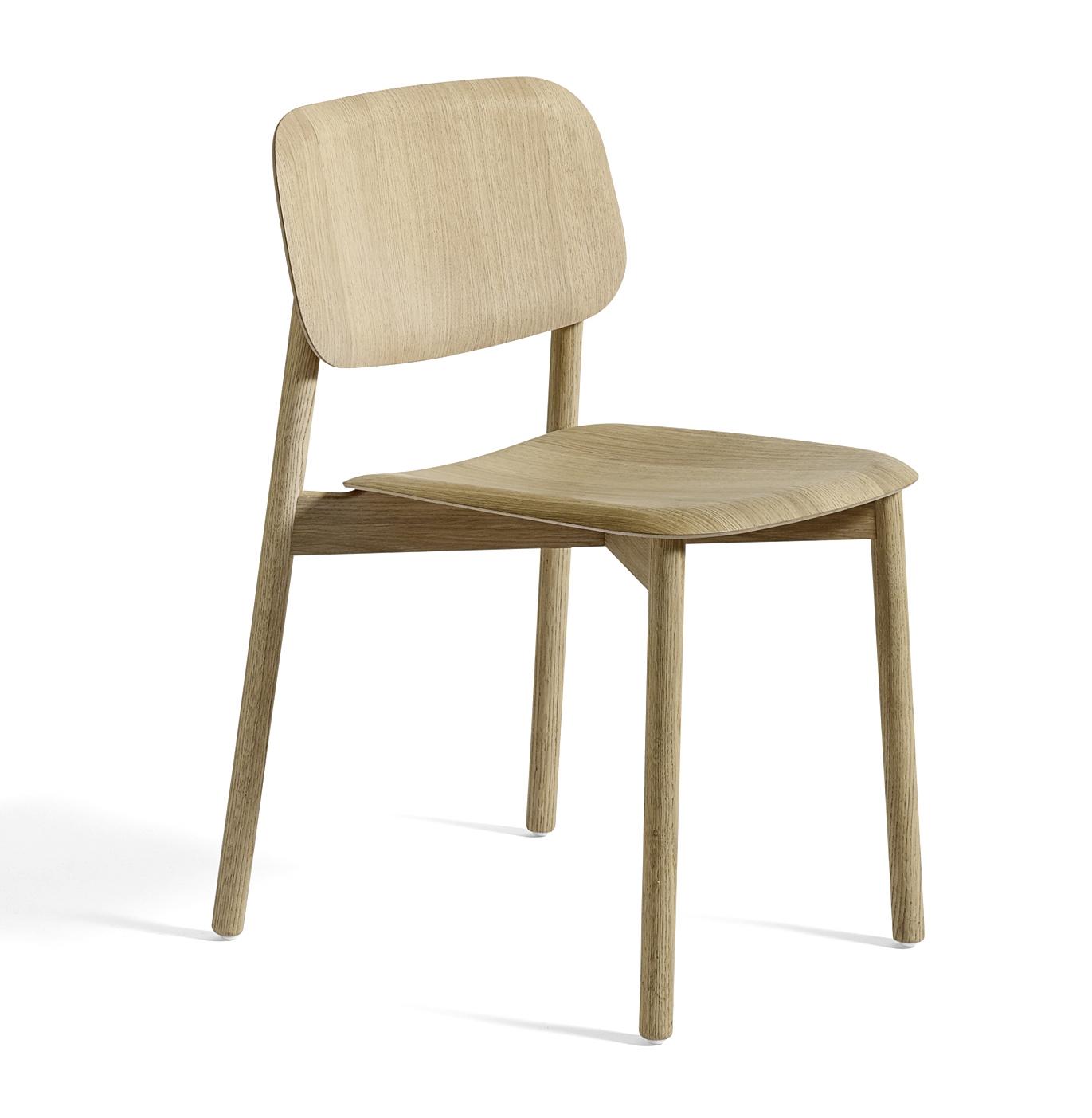 HAY Stuhl Soft Edge 12 matt lackierte Eiche